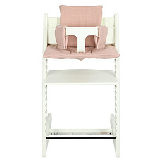 Achat Chaise haute Coussin Classic Tripp Trapp - Bliss Rose