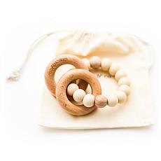 Achat Dentition Anneau de Dentition Sedona - Buff