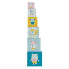 Achat Mes premiers jouets Cubes d'Activités Empreintes