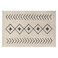 Achat Tapis Tapis Lavable Berbere Rhombs - 120 x 170 cm