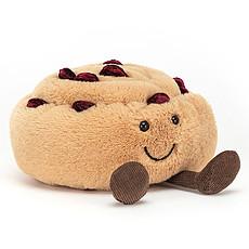 Achat Peluche Amuseable Pain aux Raisins