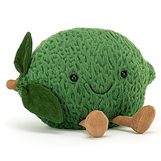 Achat Peluche Amuseable Lime