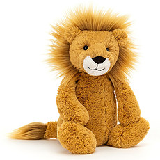 Achat Peluche Bashful Lion - Medium