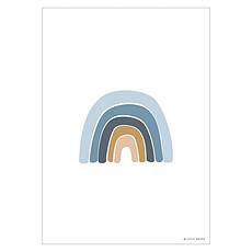 Achat Affiche & poster Poster Réversible Horizon - Blue
