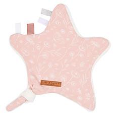Achat Doudou Doudou Etoile Wild Flowers - Pink
