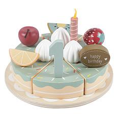 Achat Mes premiers jouets Gâteau d'Anniversaire en Bois XL
