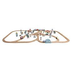 Achat Mes premiers jouets Circuit Train en Bois XXL