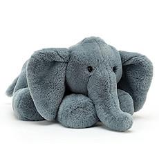 Achat Peluche Huggady Elephant - Large