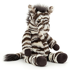 Achat Peluche Lallagie Zebra