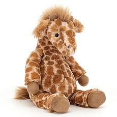 Achat Peluche Lallagie Giraffe