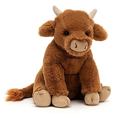 Achat Peluche Callie Cow - Medium