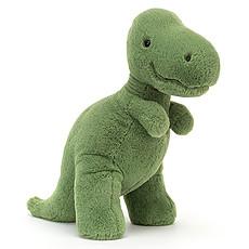 Achat Peluche Fossilly T-Rex