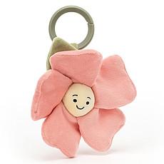 Achat Accessoires poussette Jouet de Poussette Fleury Petunia Jitter