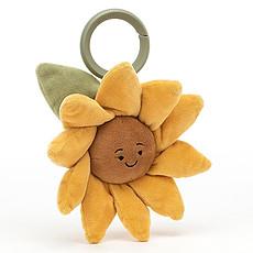 Achat Accessoires poussette Jouet de Poussette Fleury Sunflower Jitter