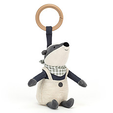 Achat Accessoires poussette Jouet de Poussette Little Rambler Badger