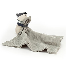 Achat Doudou Little Rambler Badger Soother