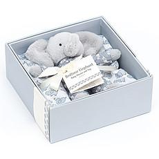 Achat Lange Boîte Cadeau Bedtime Elephant - Bleu