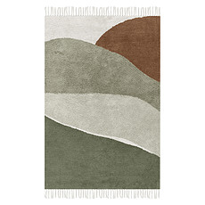 Achat Tapis Tapis Horizon Olive - 90 x 130 cm