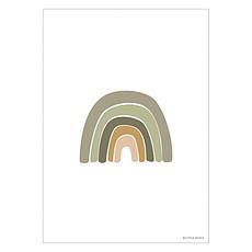 Achat Affiche & poster Poster Réversible Horizon - Olive