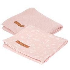 Achat Lange Lot de 2 Langes Wild Flowers & Pure - Pink