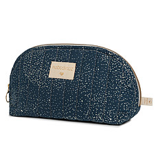 Achat Trousse Trousse de Toilette Holiday - Gold Bubble & Night Blue