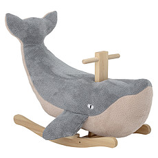 Achat Trotteur & Porteur Baleine à Bascule