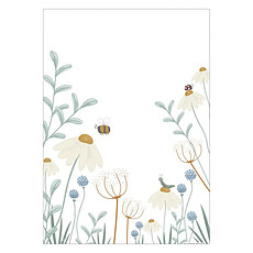 Achat Affiche & poster Poster Réversible Wild Flowers - Daisy