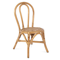 Achat Table & Chaise Chaise Enfant en Rotin Ava - Naturel