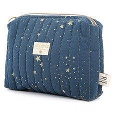 Achat Trousse Trousse de Toilette Travel - Gold Stella & Night Blue