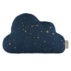 Achat Coussin Coussin Cloud - Gold Stella & Night Blue