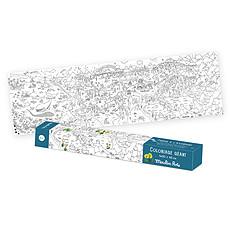 Achat Livre & Carte Coloriage Géant Le Jardin du Moulin - L'Explorateur
