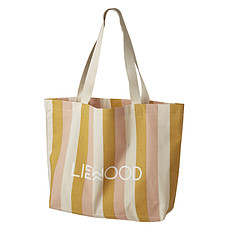 Achat Bagagerie enfant Grand Tote Bag - Peach Sandy & Yellow Mellow