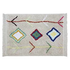 Achat Tapis Tapis Lavable Mini Kaarol - 70 x 100 cm