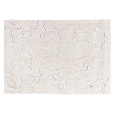 Achat Tapis Tapis Lavable Rugcycled Nuages - 120 x 160 cm