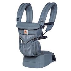 Achat Porte bébé Porte-bébe Omni 360 Mesh - Bleu Gris
