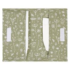 Achat Trousse Pochette de Change Wild Flowers - Olive