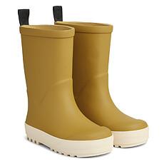 Achat Chaussons & Chaussures Bottes de Pluie River - Yellow Mellow & Crème de la Crème