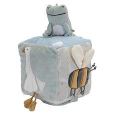Achat Mes premiers jouets Cube d'Activités Little Goose - Vert Menthe