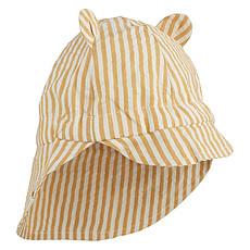 Achat Accessoires bébé Casquette Gorm - Stripes Mustard & White