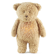 Achat Peluche Veilleuse Musicale Ourson Moonie - Cappuccino