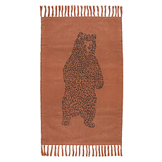Achat Tapis Tapis Brave Bear - 80 x 120 cm