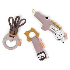 Achat Mes premiers jouets Coffret de Naissance Deer Friends - Rose