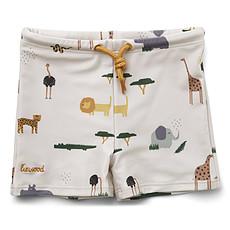 Achat Accessoires bébé Short de Bain Otto Safari Sandy Mix - 9/12 Mois