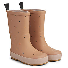 Achat Chaussons & Chaussures Bottes de Pluie River - Classic Dot Tuscany Rose Mix