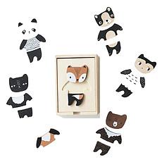 Achat Mes premiers jouets Puzzle Mix & Match Animaux