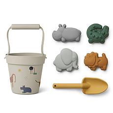 Achat Mes premiers jouets Set de Plage Dante - Safari Sandy Multi Mix