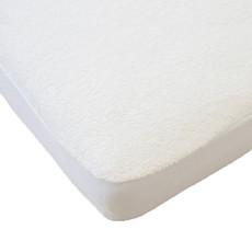 Achat Linge de lit Alèse Coton Bio Blanc - 40 x 80 cm