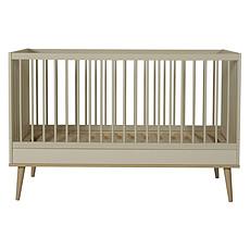 Achat Lit bébé Lit Bébé Evolutif Flow Argile & Oak - 70 x 140 cm