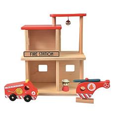 Achat Mes premiers jouets Caserne de Pompiers