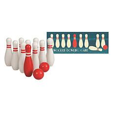 Achat Mes premiers jouets Jeu de Bowling en Bois